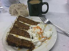 Ginormous Carrot Cake