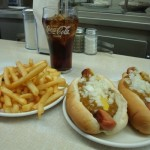 Lafayette Coney Island Dogs