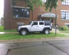 Not a parking lot
