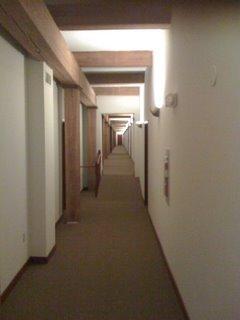 Never-ending Hallway