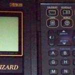 My first PDA