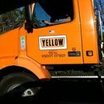 Yellow - but it's orange
