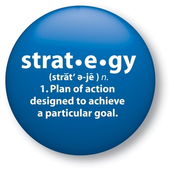 strategy button