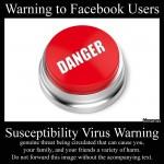 Susceptibility Virus Warning
