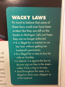 wacky-laws