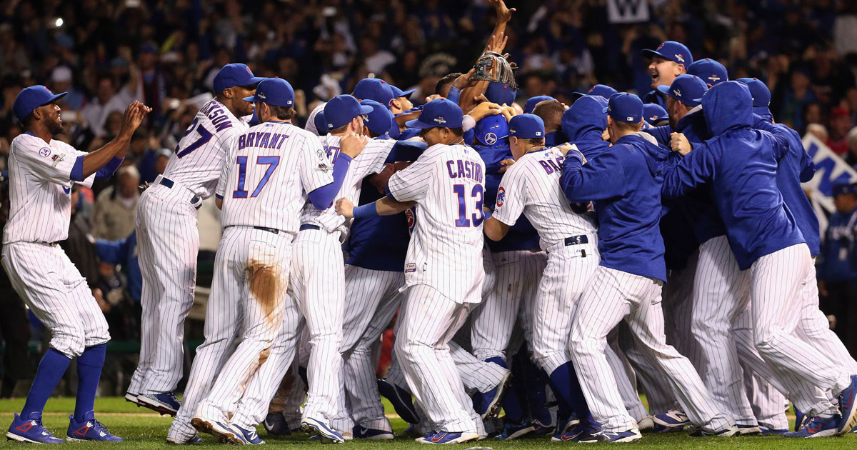 What if the Cubs win?